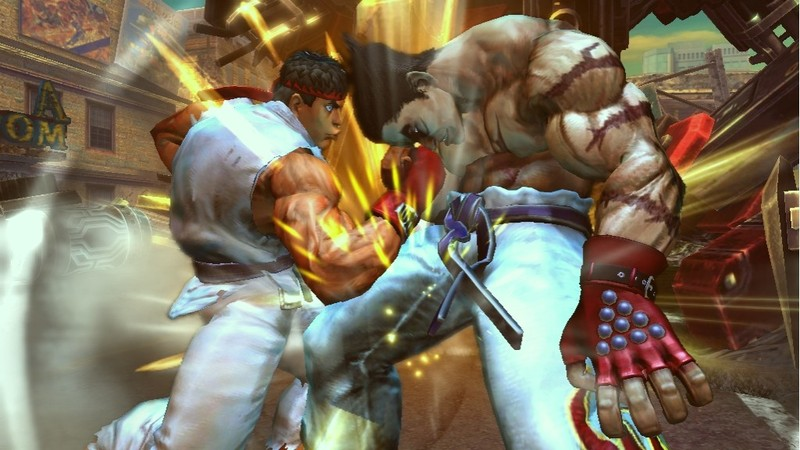 Street Fighter X Tekken for Xbox 360 image