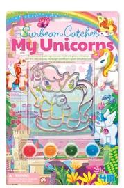 4M Craft: Sunbeam Catcher Set - My Unicorns (Assorted Designs)