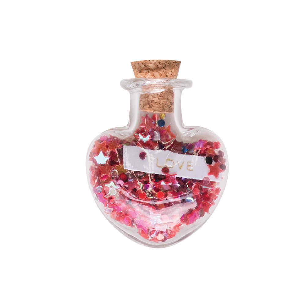 Short Story Trinket Bottle - Love image
