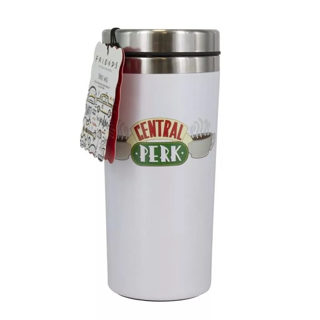 Friends: Central Perk Travel Mug