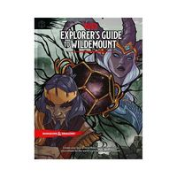 Dungeons & Dragons Explorer's Guide to Wildemount by Wizards RPG Team image