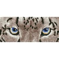 Diamond Dotz: Facet Art Kit - Snow Leopard Spy (Intermediate)