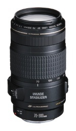 Canon EF 70-300 F4-5.6 IS USM Lens