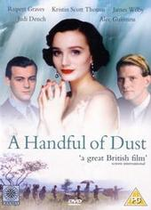 Handful Of Dust, A on DVD