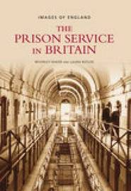 Prison Service in Britain by Beverly Baker image