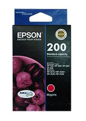 Epson Ink Cartridge - 200 (Magenta)