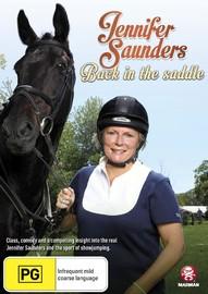 Jennifer Saunders: Back in the Saddle DVD