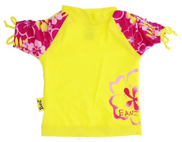 Sun Blossom Short Sleeved Swim T-Shirt (Size 4)