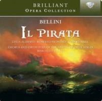 Bellini: Il Pirata by Various Artists image