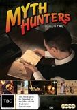 Myth Hunters Season 2 on DVD