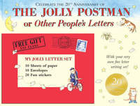 The Jolly Postman by Allan Ahlberg image
