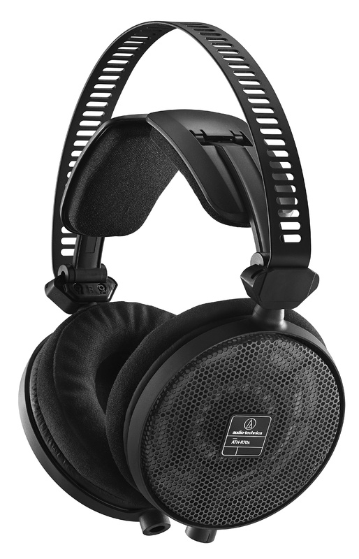 Audio-Technica: ATH-R70x Professional - Open-Back Reference Headphones