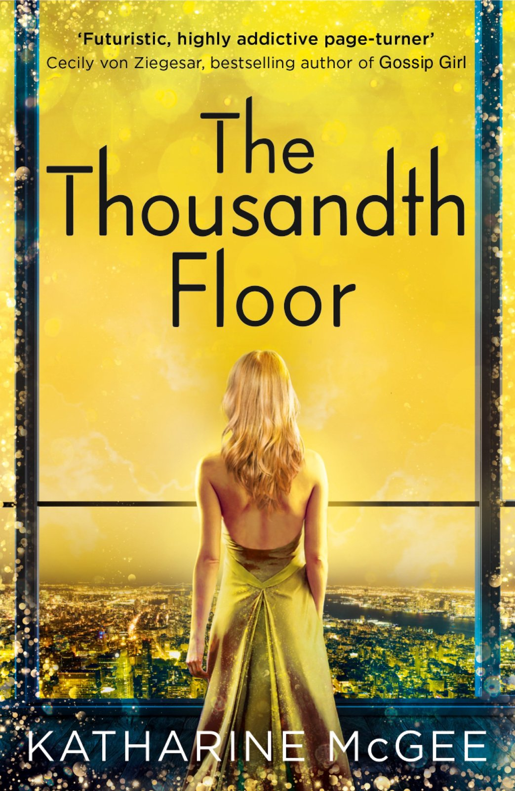 The Thousandth Floor by Katharine McGee image