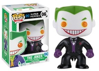DC Comics - The Joker (Black Suit) Pop! Vinyl Figure
