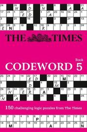 The Times Codeword 5 by Puzzler Media