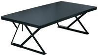 Croxley Workpro Height Adjustable Desk (Black)