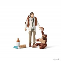 Schleich: Vet at Work