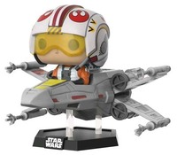 Star Wars - Luke Skywalker & X-Wing Pop! Deluxe Figure image
