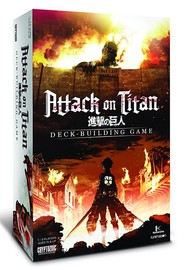 Attack on Titan: Deck Building Game - Core Set