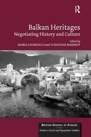 Balkan Heritages image