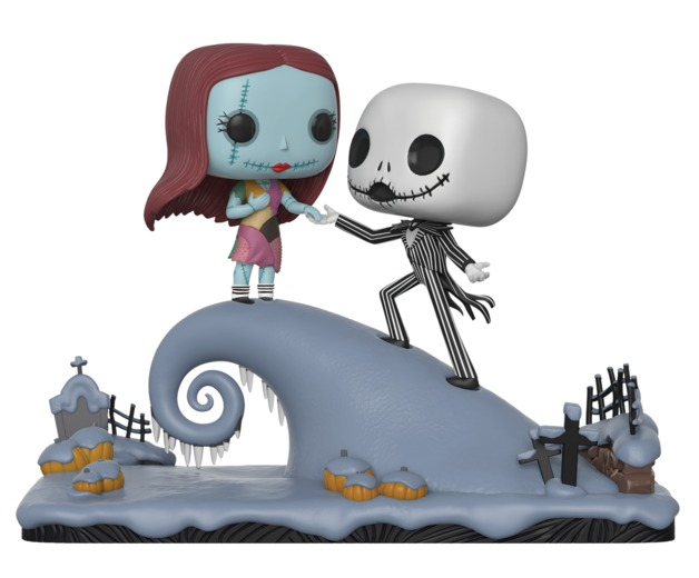 NBX: Under The Moonlight - Pop! Vinyl 2-Pack