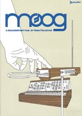 Moog - The Documentary on DVD