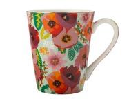 Maxwell & Williams: Teas & C's Glastonbury Mug - Poppy Aqua (360ml)