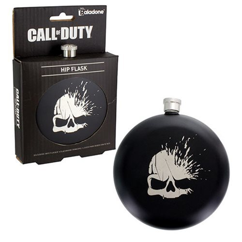 Call of Duty Hip Flask (8 oz)