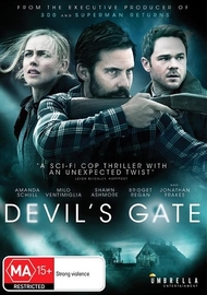 Devil's Gate on DVD