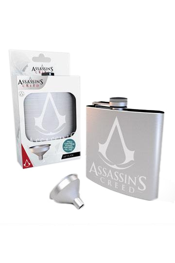 Assassin's Creed: Hip Flask Logo
