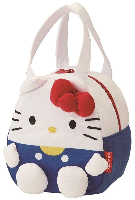 Hello Kitty D-Cut Hand Bag