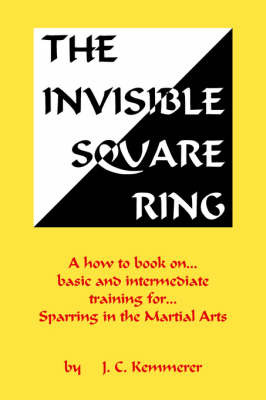 The Invisible Square Ring by J.C. Kemmerer image