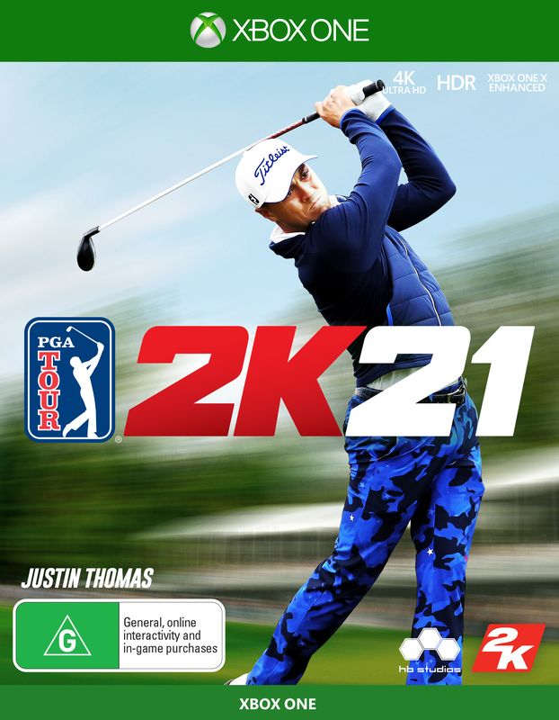PGA Tour 2K21 for Xbox One