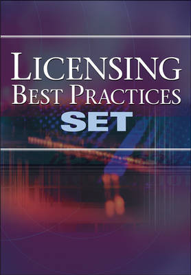 Licensing Best Practices by Robert Goldscheider image