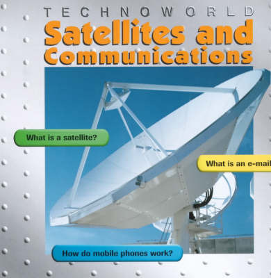 Satellites and Communications by Ian Graham image