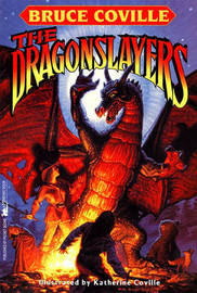 The Dragonslayers by Bruce Coville image