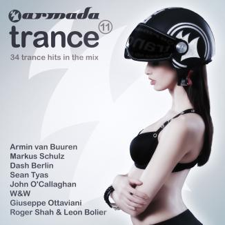 Armada Trance Vol. 11 (2CD) by Various image