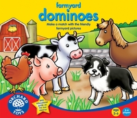 Orchard Toys Farmyard Dominoes