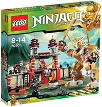 LEGO Ninjago - Temple of Light (70505) image