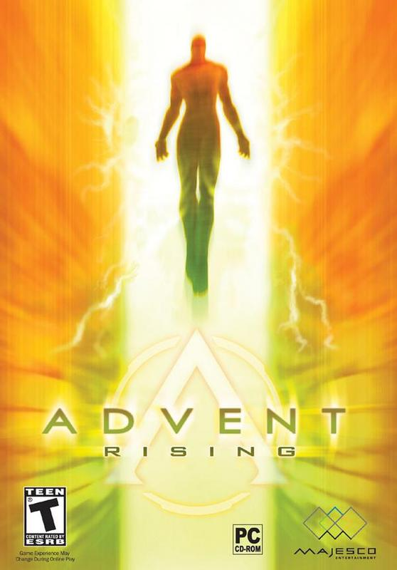 Advent Rising for PC Games