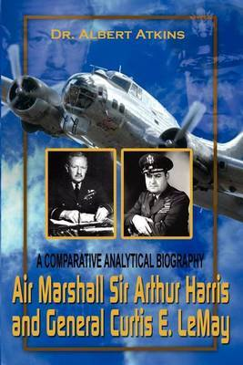 Air Marshall Sir Arthur Harris and General Curtis E. Lemay by Albert Atkins image