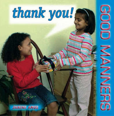 Thank You! by Janine Amos image