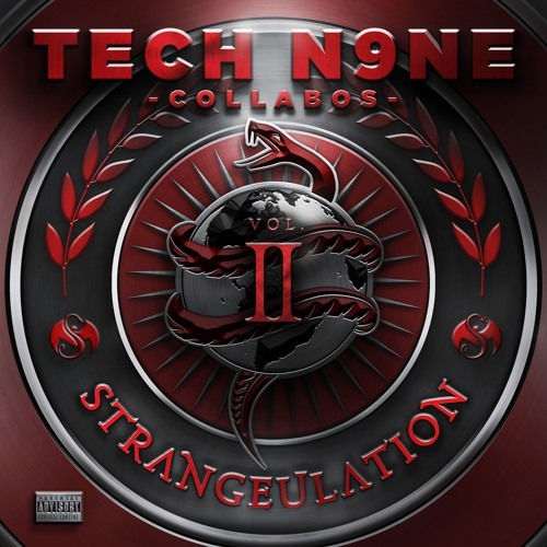 Strangeulation Vol II by Tech N9ne Collabos