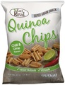 Eat Real Quinoa Chips - Chilli & Lime (80g)