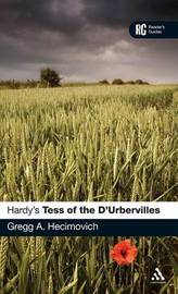 "Hardy's ""Tess of the D'Urbervilles"" by Gregg A. Hecimovich"