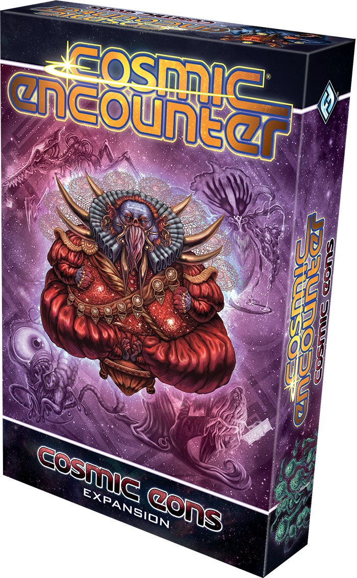 Cosmic Encounter - Cosmic Eons Expansion image