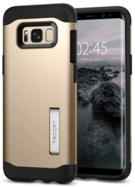 Spigen Galaxy S8 Slim Armor Case Gold