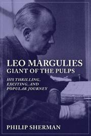 Leo Margulies by Philip Sherman image
