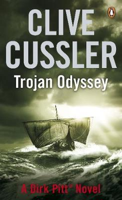Trojan Odyssey (Dirk Pitt #17) by Clive Cussler image