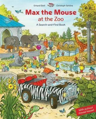 Max the Mouse at the Zoo by Erhard Dietl image
